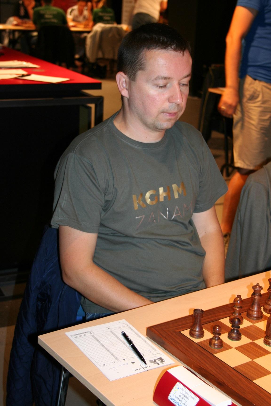 GM Robert Kempiński