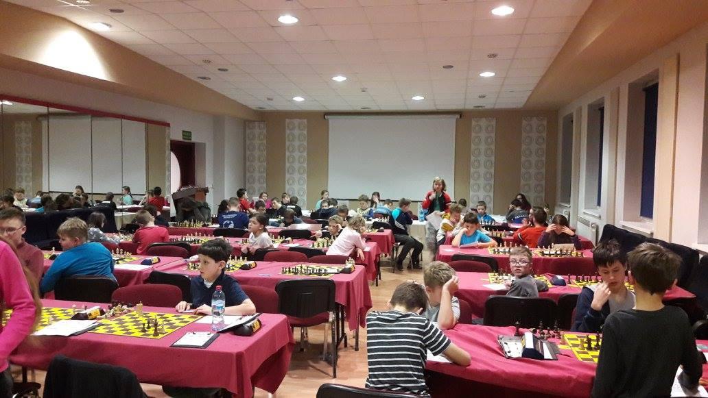 turniej szachowy o Puchar DZSzach