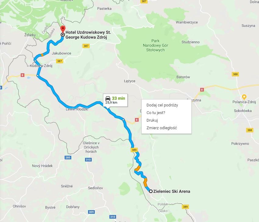 Zorganizowane wyjazdy autokarowe do Zieleńca