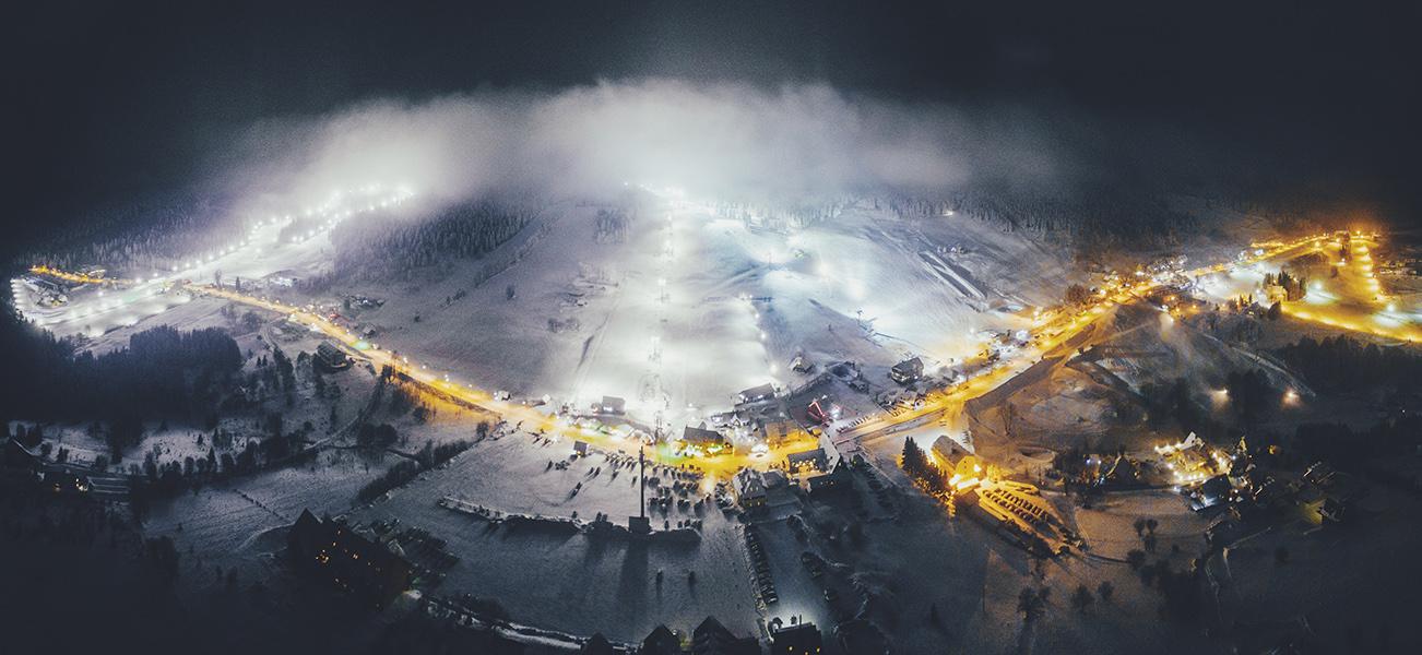 kto ma ochotę na nocne narciarstwo?