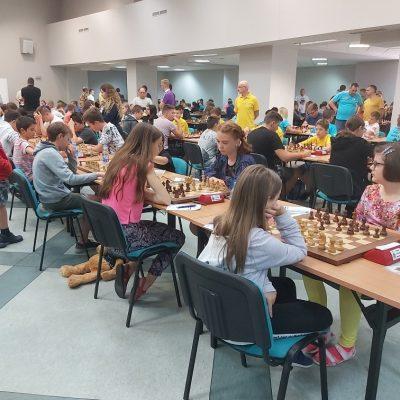 3. runda z KS Laura II Chylice; zdobywamy 1.5 pkt