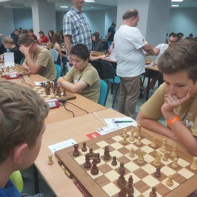 W 6. rundzie, z KSz. Hańcza Suwałki zdobywamy 1.5 pkt