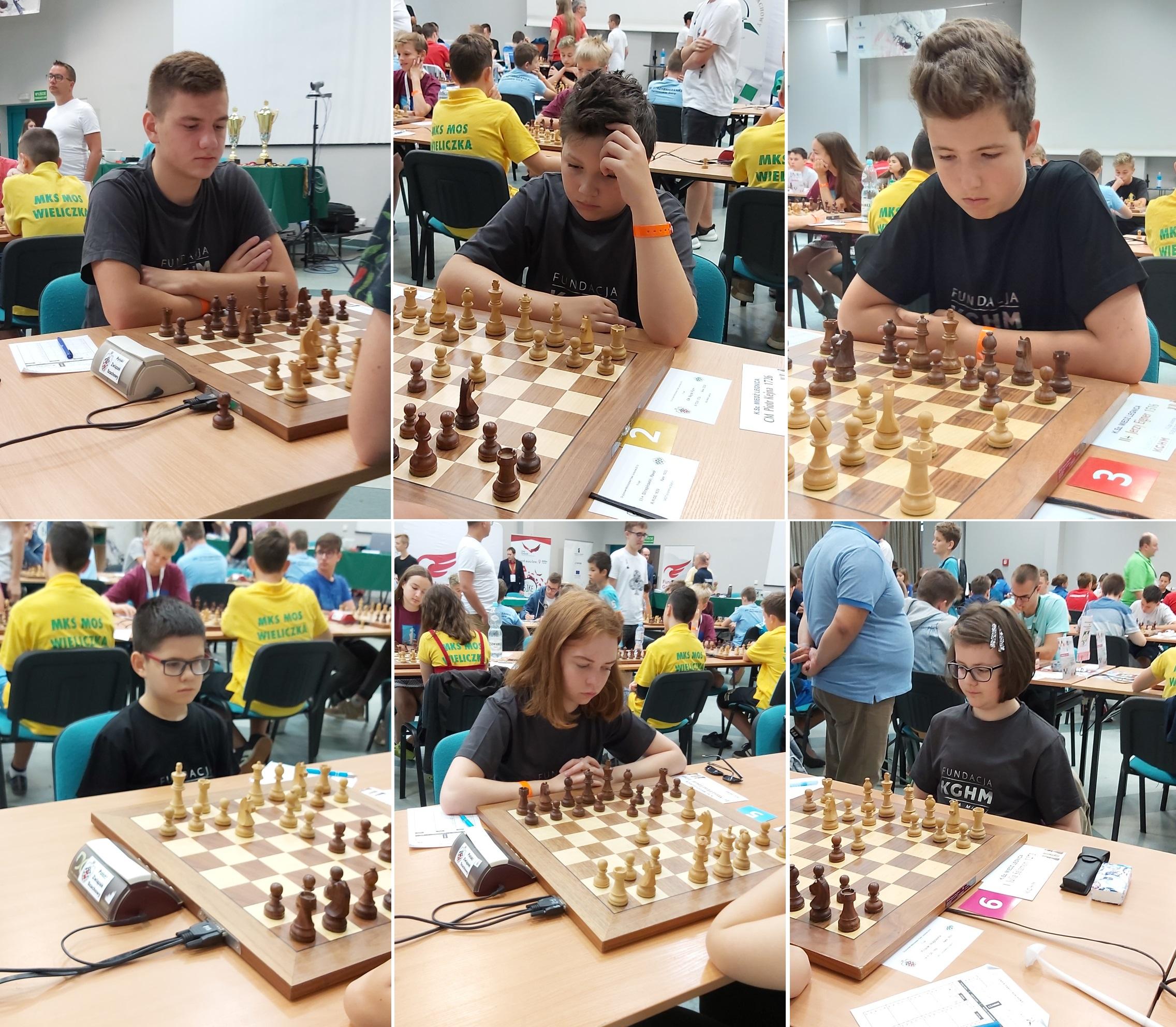 11. runda - wygrywamy 5:1, tym razem z UKS Trzydziestka Olsztyn