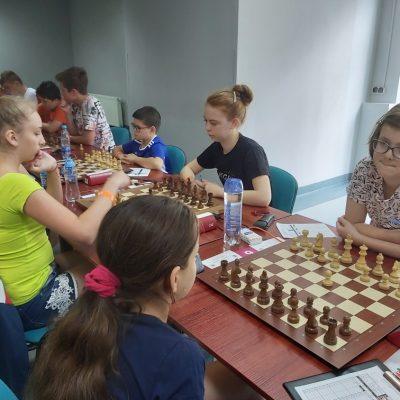 9. runda - remis z KSz Skoczek Czerwionka-Leszczyny